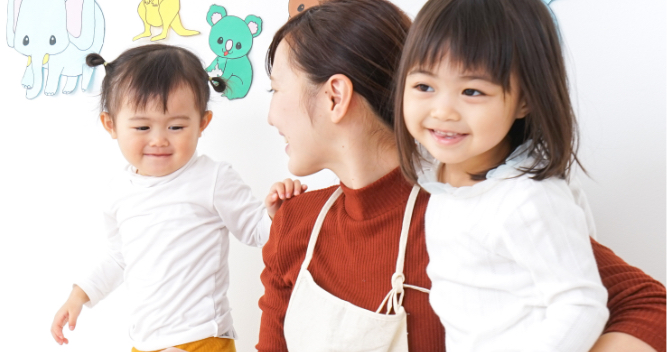 園児の心と体の成長をサポートする